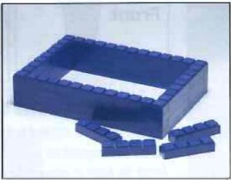 bausteine f r silikonummantelung gro rai ro. Black Bedroom Furniture Sets. Home Design Ideas