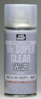 Mr. Super Clear, clear