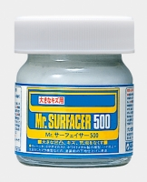 Mr. Surfacer 500, Gunze