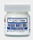 Gunze Mr. Base Coat white 1000, 40 ml