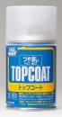 Topcoat flat, Gunze