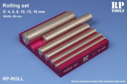 Rollingset  for etched parts