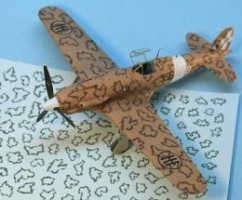 Decals ital. Smoke Rings, 1/48, Mike Grant