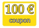 Gift Coupon for 100,00 €