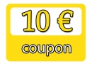 Gift Coupon for  10,00 €