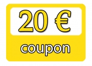Gift Coupon for  20,00 €