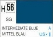 Hobby-Color Farbe Intermediate blue, halb matt