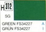 Hobby-Color green, FS 34227, semi-gloss