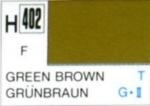Hobby-Color green brown, flat