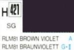 Hobby-Color brown violet RLM 81, sm