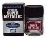 Super Metalic super fein silber