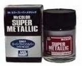 Super Metalic super chrom silver